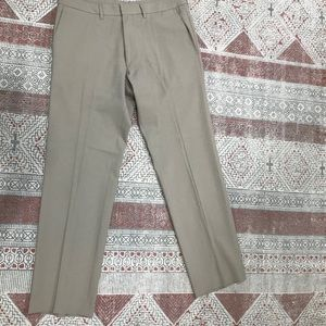 Hugo Boss tan dress slacks